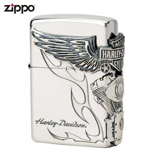 ジッポー ZIPPO ジッポライター ハーレーダビッドソン HDP-26 限定モデル 2011 喫煙具 喫煙グッズ ライダース ライダー バイク ギフト バイク好き オイルライター おしゃれ プレゼント ギフト 父