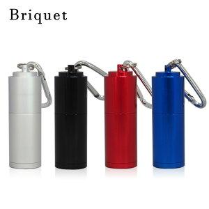 Briquet ブリケ マグアッシュ 携帯灰皿 マグネット付き カラビナ BRT-400