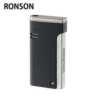 RONSON ロンソン R29-0003 バーナーフレーム 黒マット 安全ロック機構 喫煙具 父の日