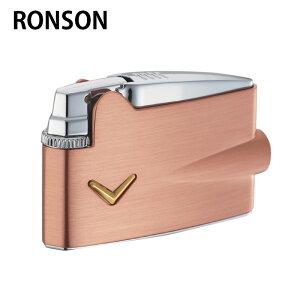 RONSON ロンソン フリントガスライター R31-0008 カッパーサテン ヴァラフレームミニ RONSON VaraflameMINI 喫煙具 タバコ 煙草 たばこ 父の日