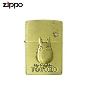 Zippo となりのトトロ 小トトロ NZ-23 スタジオジブリコレクション ジッポーライター プレゼント ギフト 喫煙具