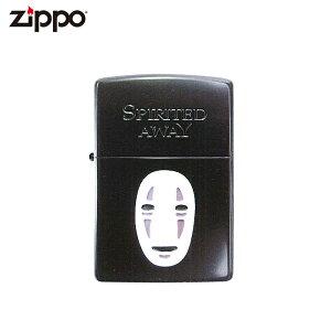 Zippo 千と千尋の神隠し カオナシ メタル NZ-28 スタジオジブリコレクション ジッポーライター プレゼント ギフト 喫煙具