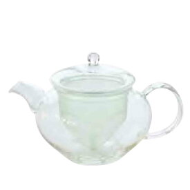 【取り寄せ商品】M.STYLE ガラス茶器 GKP-27A Vポット クリア【中国製】 196843155【茶器 アジアン 中国茶 台湾 ティータイム】
