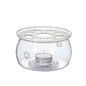 【取り寄せ商品】M.STYLE ガラス茶器 ティーウォーマーS【中国製】 486TWN-S【茶器 アジアン 中国茶 台湾 ティータイム】