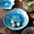 形KATACHIボタン皿L3色【和食器和モダンおしゃれおもてなし日本製瀬戸焼食洗機可電子レンジ可盛皿取皿花型中皿】