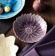 形KATACHIダリア皿M3色【和食器和モダンおしゃれおもてなし日本製瀬戸焼食洗機可電子レンジ可取皿花型中皿】