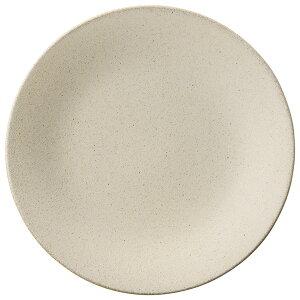 【取り寄せ商品】CARITA カリタ 30cmチョップ 絹衣(きごろも)【日本製】 17359411【日本製 おしゃれ 食器 ワンプレート 大皿 ホワイト 白】