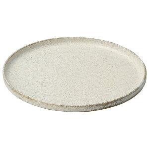 【取り寄せ商品】CARITA カリタ 8.5丸浅口切立皿 絹衣(きごろも)【日本製】 18700847【日本製 おしゃれ 食器 ワンプレート 大皿 ホワイト 白】