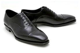 ビジネスシューズ 本革 ストレートチップ キャップトゥ ドレス メンズ ブラック ペルフェット Perfetto メンズ ドレスシューズ p9120bk ブラック キャップトゥ