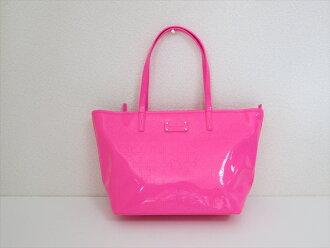 kate spade凯特黑桃包小和声地铁黑桃粉红kate spade背Small Harmony(WKRU1878)Metro Spade pinksaphre*