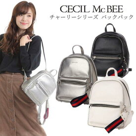バックパック レディース ブランド CECIL McBEE セシルマクビー バッグパック リュック チャーリー 88028