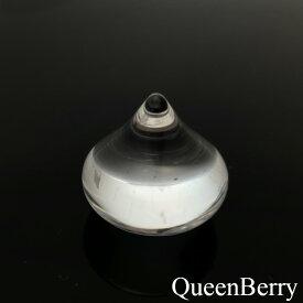 【送料無料】【天然水晶】宝珠25mm 水晶 浄化 天然石 パワーストーン クォーツ 強い浄化力 エネルギー ブラジル産
