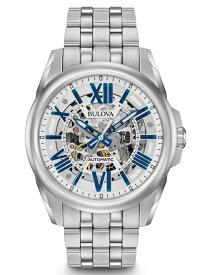 国内正規品 BULOVA ブローバ Automatic メンズ腕時計 送料無料 96A187 ラッピング無料