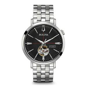 【送料無料】国内正規品BULOVA[ブローバ]ClassicAutomatic〔クラシックオートマチック〕メンズ腕時計96A199【RCP】【02P05Sep15】