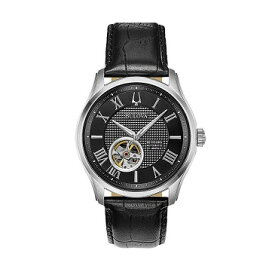 BULOVA ブローバ クラシックモデル ウィルトン 自動巻き メンズ腕時計 送料無料 96A217 ラッピング無料