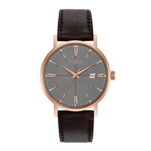 【送料無料】国内正規品BULOVA[ブローバ]CLASSIC[クラシック]メンズ腕時計97B54【RCP】【02P05Sep15】