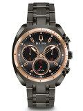 【送料無料】国内正規品BULOVAブローバカーブクロノグラフメンズ腕時計98A158【RCP】【02P05Sep15】