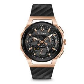 国内正規品 BULOVA[ブローバ] Classic CURV カーブ メンズ腕時計 送料無料 98A185 ラッピング無料 あす楽