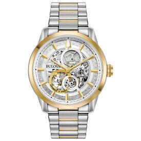 正規品 BULOVA ブローバ Classic クラシック 自動巻き メンズ腕時計 送料無料 98A214 ラッピング無料 あす楽