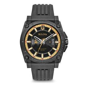国内正規品 BULOVA PRECISIONIST[ブローバ プレシジョニスト]メンズ腕時計 送料無料 98B294 【新品】 ラッピング無料