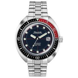 BULOVA ブローバ Devil Diver デビル ダイバー 自動巻き メンズ腕時計 送料無料 98B320 ラッピング無料