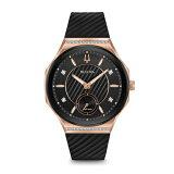 【送料無料】国内正規品BULOVAブローバカーブレディース腕時計98R239【RCP】【02P05Sep15】
