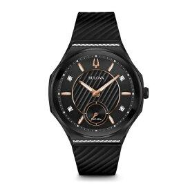 国内正規品 BULOVA ブローバ カーブ レディース腕時計 送料無料 98R240 ラッピング無料