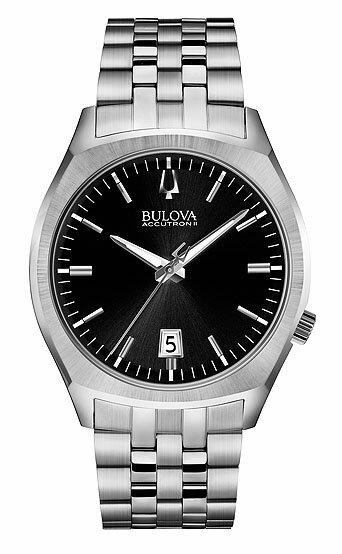 国内正規品 Bulova[ブローバ]アキュトロン2 SURVEYOR COLLECTION UHF クォーツ搭載 メンズ腕時計 あす楽 送料無料 96B214 【新品】