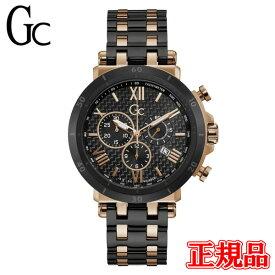 正規品 Gc ジーシー クロノグラフ クォーツ メンズ腕時計 送料無料 Y44007G2MF ラッピング無料