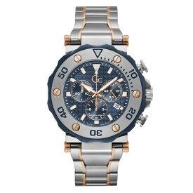 正規品 Gc ジーシー Diver Code Chrono ダイバーコード クロノ クォーツ メンズ腕時計 送料無料 Y63001G7MF ラッピング無料 バレンタイン