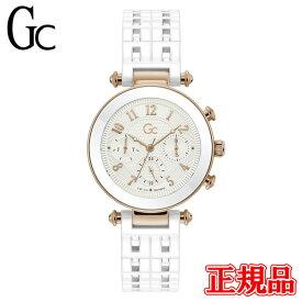 正規品 Gc ジーシー クロノグラフ クォーツ レディース腕時計 送料無料 Y65001L1MF ラッピング無料