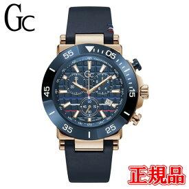 正規品 Gc ジーシー クロノグラフ クォーツ メンズ腕時計 送料無料 Y70006G7MF ラッピング無料