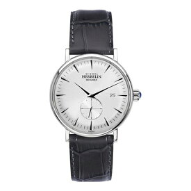 【10%OFFクーポン!11日21時〜19日14時59分まで!】 【24回払いまで無金利】 【送料無料】MICHEL HERBELIN [ミッシェル・エルブラン] インスピレーション1947 メンズ腕時計 1947/11GR