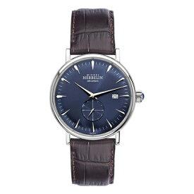 【10%OFFクーポン!11日21時〜19日14時59分まで!】 【24回払いまで無金利】 【送料無料】MICHEL HERBELIN [ミッシェル・エルブラン] インスピレーション1947 メンズ腕時計 1947/15MA