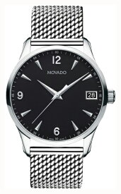 【10%OFFクーポン!19日20時〜24日1時59分まで!】 【24回払いまで無金利】 国内正規品 MOVADO モバード サーカ メンズ腕時計 あす楽 送料無料 C89.1125.2334S【新品】