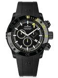 【送料無料】EDOXエドックスクロノオフショア1CHRONOGRAPHメンズ腕時計10221-37N-NINJ正規品【新品】【RCP】【02P03Sep16】