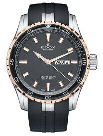 【豪華ノベルティ進呈】 正規品【24回払いまで無金利】 EDOX エドックス GRAND OCEAN グランドオーシャン AUTOMATIC メンズ腕時計 送料無料 88002-357RCA-NIR【新品】 ラッピング無料 バレンタイン あす楽
