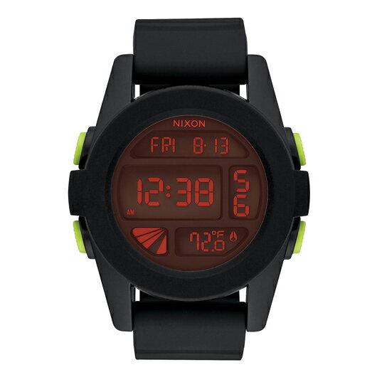【送料無料】 国内正規品 NIXON ニクソン THE UNIT メンズ腕時計 NA197760-00【新品】【RCP】【02P12Oct14】