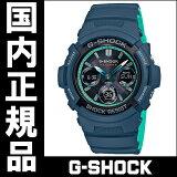 【送料無料】CASIOカシオG-SHOCK国内正規品メンズ腕時計AWG-M100SCC-2AJF