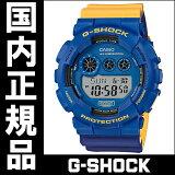 送料無料【国内正規品】G-SHOCKメンズ腕時計GD-120NC-2JF
