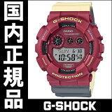 送料無料【国内正規品】G-SHOCKメンズ腕時計GD-120NC-4JF