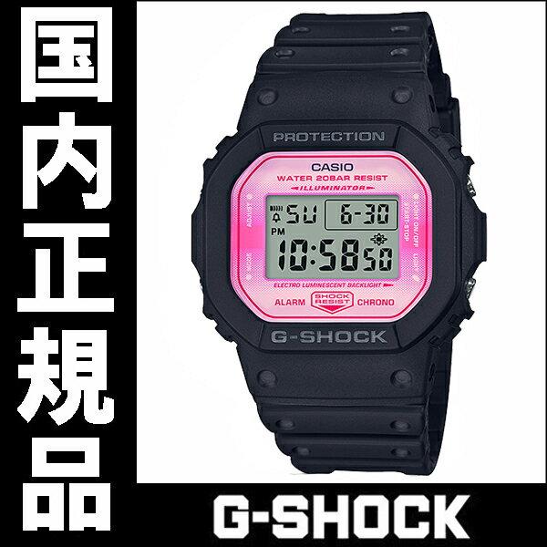 国内正規品 CASIO カシオ G-SHOCK SAKURASTORM SERIES 送料無料 DW-5600TCB-1JR