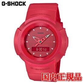 国内正規品 CASIO カシオ G-SHOCK クォーツ メンズ腕時計 AW-500BB-4EJF ラッピング無料