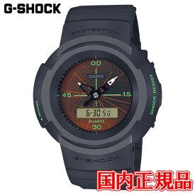 国内正規品 CASIO カシオ G-SHOCK YOSHIROTTEN クォーツ メンズ腕時計 AW-500MNT-1AJR