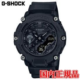 国内正規品 CASIO カシオ G-SHOCK クォーツ メンズ腕時計 GA-2200BB-1AJF ラッピング無料