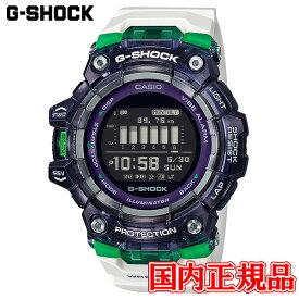 国内正規品 CASIO カシオ G-SHOCK G-SQUAD ジー・スクワッド スマートフォンリンク機能 メンズ腕時計 GBD-100SM-1A7JF ラッピング無料