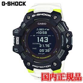 国内正規品 CASIO カシオ G-SHOCK G-SQUAD メンズ腕時計 送料無料 GBD-H1000-1A7JR ラッピング無料