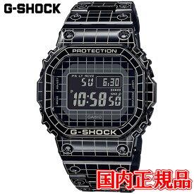 国内正規品 CASIO カシオ G-SHOCK フルメタルスクエアモデル タフソーラー メンズ腕時計 送料無料 GMW-B5000CS-1JR ラッピング無料