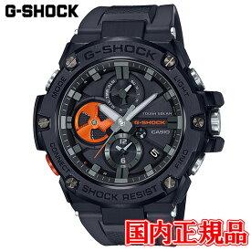 国内正規品 CASIO カシオ G-SHOCK タフソーラー メンズ腕時計 GST-B100B-1A4JF ラッピング無料