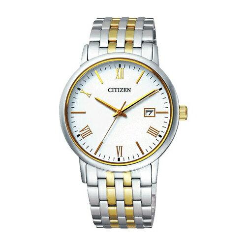 【送料無料】シチズンコレクション エコ・ドライブ ペア メンズ腕時計 BM6774-51C